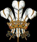 Badge du Pays de Galles
